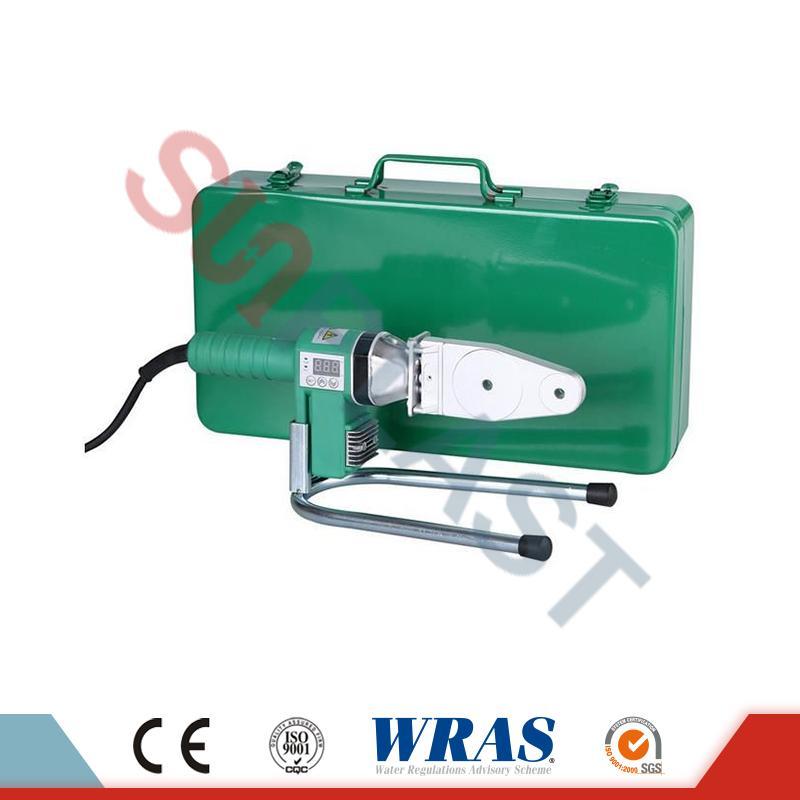 PPR Boru & amp; 20-63mm Socket Fusion qaynaq maşın HDPE Boru