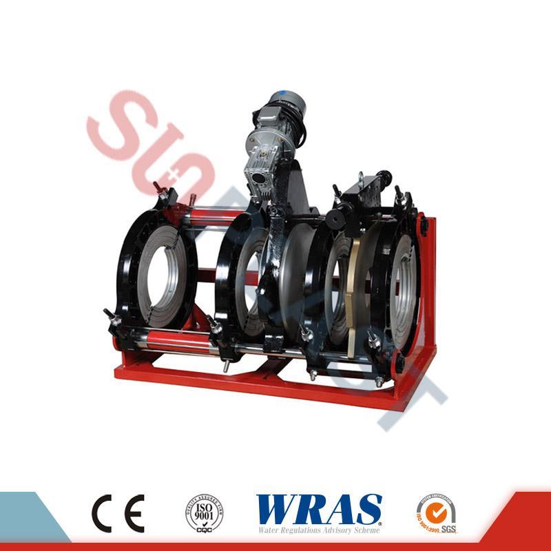 HDPE Boruları üçün 280-450mm Hidravlik Butt Fusion Qazma Makinası