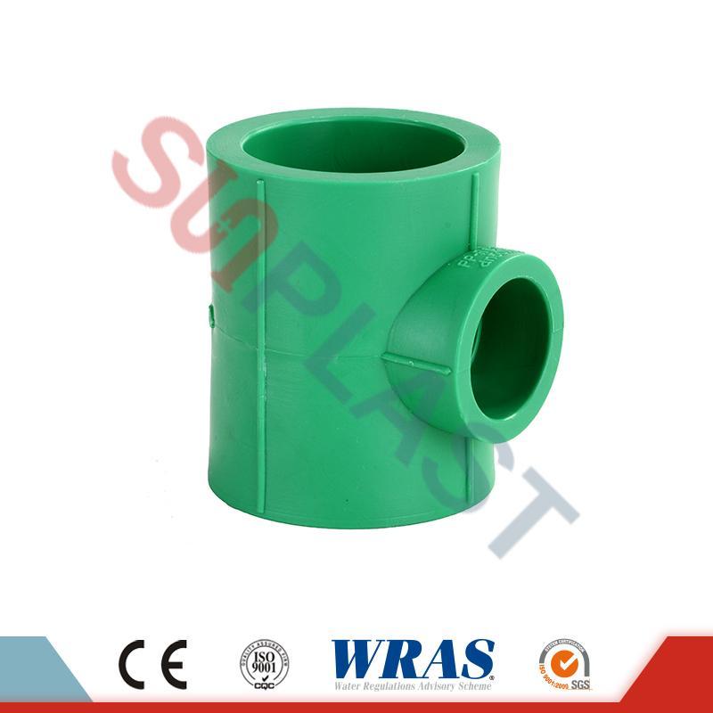 DIN8078 PPR Azaldıcı Tee