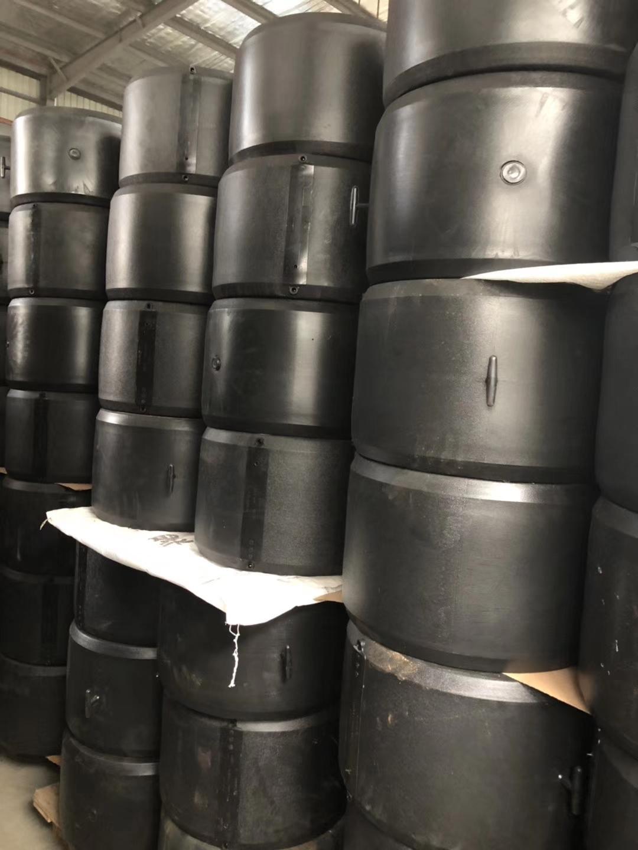 Yüksək keyfiyyətli HDPE boru elektrofüzyon parçaları