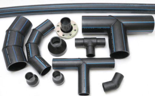SUNPLAST HDPE Fittings
